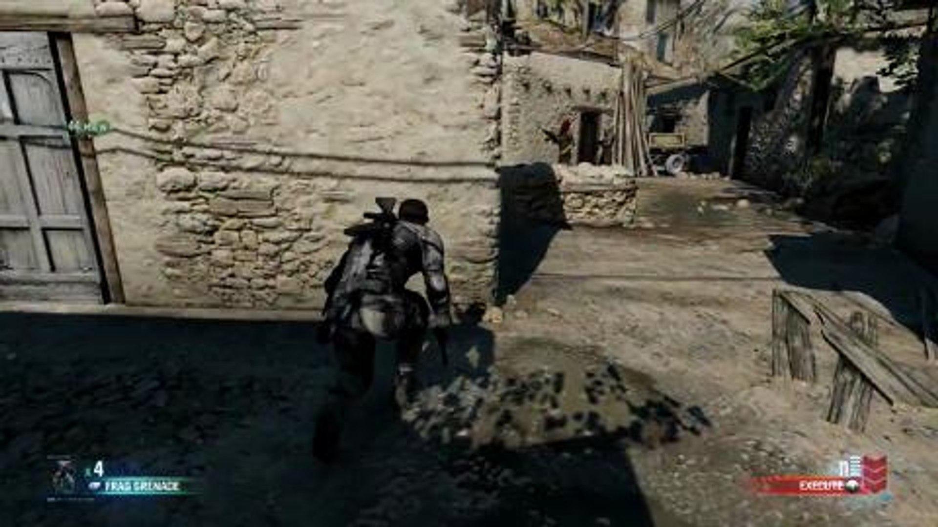 Splinter Cell Blacklist - Gameplay
