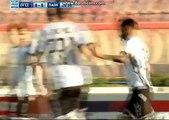 Πανιώνιος - ΠΑΟΚ 0-1  Panionios 0-1 Paok  Το γκολ του Κλαους 27  3η αγων. Playoffs Superleague {2352016}