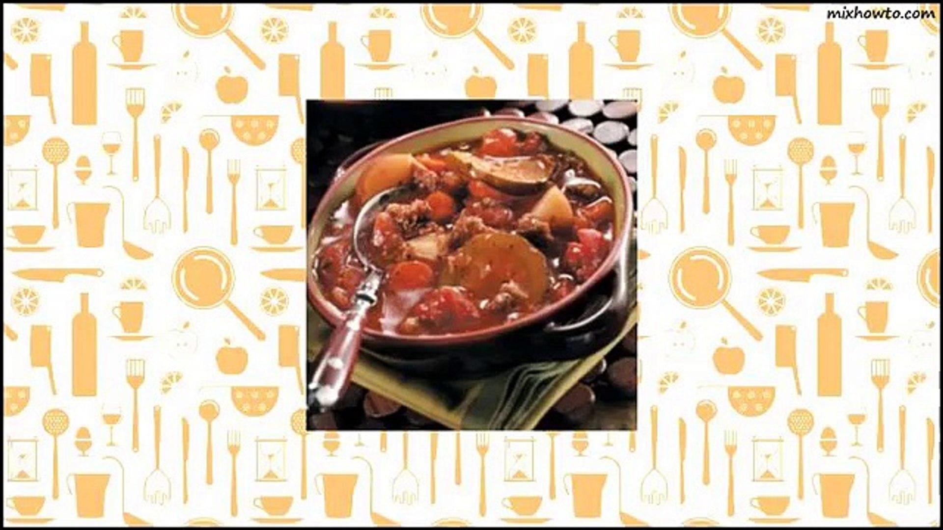 Recipe Favorite Italian Sausage Stew Recipe