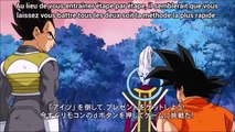 Episode 21 - Beerus envoi Goku et Vegeta dans l'autre dimension (Shunsuke Kikuchi)