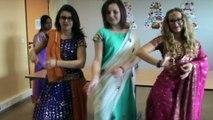 Bollywood Match Point parodie par les élèves de seconde du lycée Silvia Montfort de Luisant