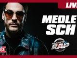 """Medley de SCH """"Anarchie"""" en live dans Planète Rap"""