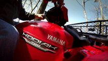2016 Yamaha Grizzly 700 and Kodiak 700 Preview