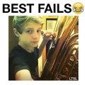 best of  des chutes les plus drôles