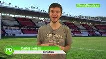 Liga Adelante jornada 39 - Nàstic de Tarragona y Real Zaragoza se disputan la tercera plaza