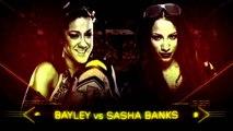 NXT Takeover Respect | Bayley vs Sasha Banks