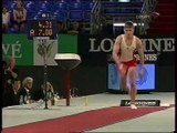 vault - Handspring sdw with 1/4tw and salto forward with 900tw