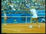 Roland Garros 1986 Final - Chris Evert Lloyd vs Martina Navratilova