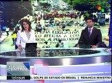 México: exhuman cuerpos hallados en fosa clandestina