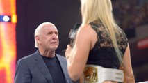 WWE RAW 23rd May 2016 Part 7 - WWE RAW 23/5/2016 Part 7[Charlotte Turns On & Dismissed Her Dad Ric Flair!!!!]