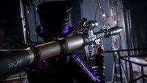 Batman Arkham Knight Batgirl a Matter of Family DLC Trailer