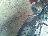 demarrage pocket bike MT4