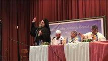 Jerusalem (15/34) - Erzbischof Atalla Hanna - Prof. Abu Gaber