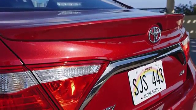 Cartelux- Toyota Hawaii – Toyota Camry Review