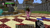 PAT And JEN PopularMMOs   Minecraft PopularMMOs Touch My Body Challenge Game With Jen  - Mini Game