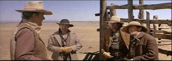 John Wayne - The Cowboys  1972