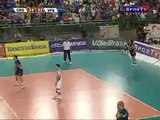 Cruzeiro 3x0 Vôlei Futuro pela Superliga Masculina de Vôlei 2011 (Semifinal) Pontos Finais