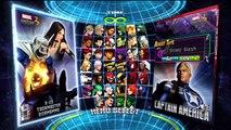 Ken (Captain America/Taskmaster/Doctor Doom) vs Pete V (Dormammu/Taskmaster/X 23)