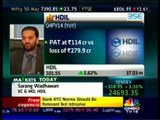 02 CNBC Markets Today With Udayan 23 May 2014 39sec HDIL Back In The Black   Mr  Sarang Wadhawan