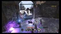 Eso pvp ps4 magicka templar 1 vs 2 (Stamina DK & Magicka