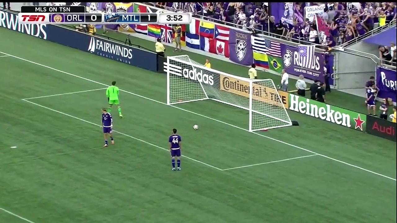 Orlando City SC vs. Montreal Impact 2016 MLS Highlights