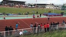 400m haies masculin finales interclubs N1A 2016 à Dijon. série 2