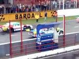 Guchy en la Largada del Tc - Boxes - Autodromo Bs As - 27-09-2009