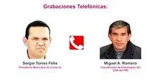 NUEVO AUDIOESCANDALO DE SERGIO TORRES Y MIGUEL ÁNGEL TORRES