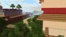 Minecraft Maps Showcase - Konoha NARUTO Maps - By kankuro787