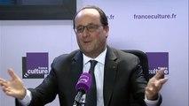 """François Hollande: """"Nous ne sommes pas en 1968..."""""""