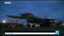Syrie : à Tartous et Jablé, l'organisation Etat islamique a directement visé la Russie