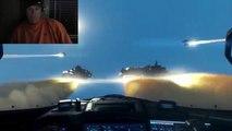 Psycho dad reacts to Call of duty Infinite Warfare Reveal Trailer