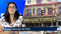 Les parties civiles des attentats de Paris entendues par des juges