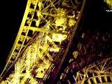 Eiffel tower/Tour Eiffel @ 22:00