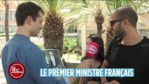 Manuel Valls pas très connu en Israël