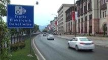 """Tedes, Karadeniz Sahil Yolu'nda Kazaları Azalttı"""""""