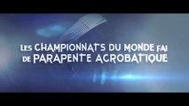 Adrénaline - parapente : Annecy accueille les championnats du monde de parapente acrobatique 2016