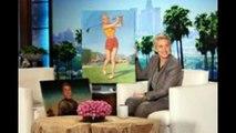 Kanye West and Ellen DeGeneres 5 Second Rule with Kanye West Celebrity News
