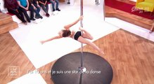 Une jeune fille de 10 ans fait du pole dance ! - ZAPPING TÉLÉ DU 24/05/2016