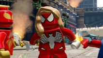 "LEGO Marvel's Avengers - Official ""Spider-Man"" Vignette [HD]"