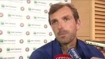 Tennis - ATP - Roland-Garros : Benneteau «J'ai encore envie»