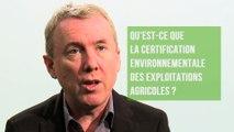 La certification environnementale des exploitations agricoles - Loïc Schio