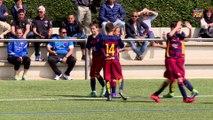 FCB Masia: l'Infantil B protagonista al 'Promeses' de Barça TV