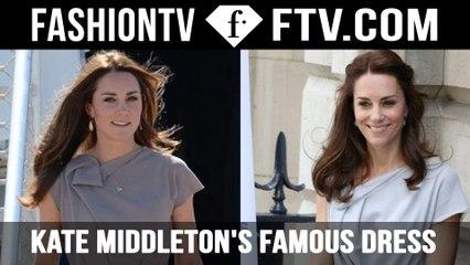 Kate MIddleton's Famous 2011 Dress by ELLE   FTV.com