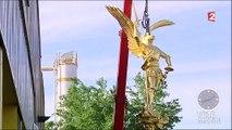 Mont-Saint-Michel : retour imminent de l'archange