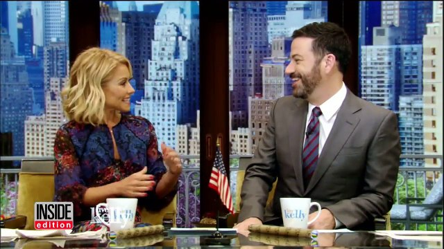 Jimmy Kimmel Joins Kelly Ripa As Guest-Cohost After Michael Strahan's Departure.