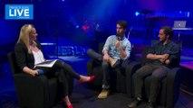 Boulevard des airs dans France Bleu Live, l'interview