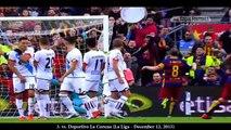 Lionel Messi ● 7 Free Kick Goals 2016