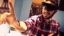 HoloLens : On a testé 3 jeux sur le casque de réalité augmentée de Microsoft - Nos impressions