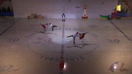 REPLAY Gala du club de patinage sur glace 2016